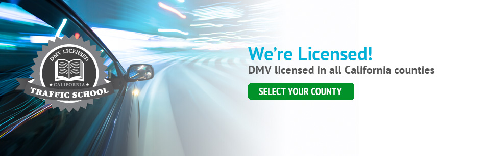 DMV Licensed Traffic School